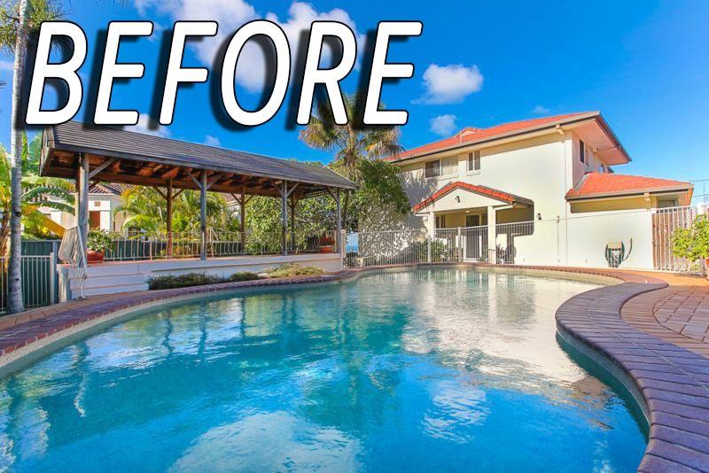 Renovations additions designs sunshine coast for Pool design sunshine coast