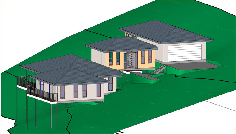 sunshine coast council building guidelines for granny flat