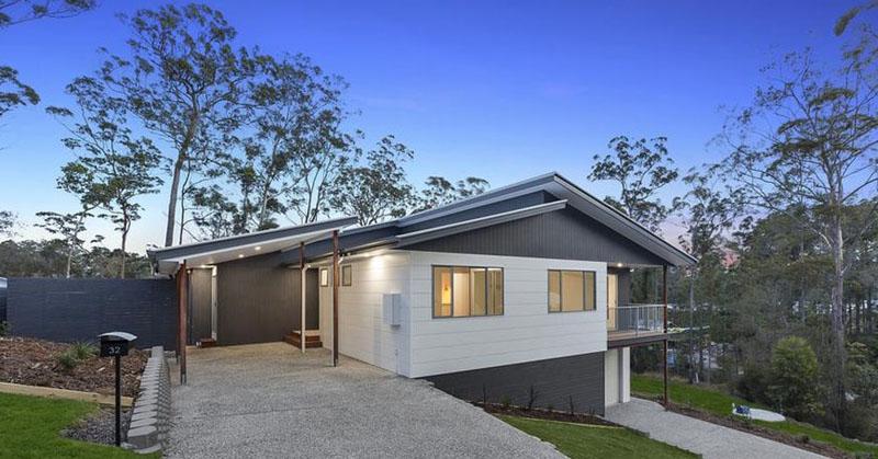 Sloping Land Sites Designs Architectuaral Designer Sunshine Coast